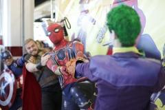 Marvel vs DC - Reprodução do Facebook oficial da ComicConRS
