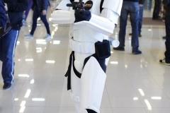 Stormtrooper -  Reprodução do Facebook oficial da ComicConRS